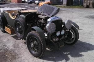 1937 Bentley 4 !/4 Derby Special Photo