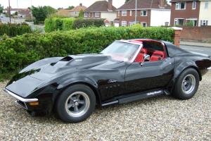 1971 CHEVROLET GMC CORVETTE stingray 502 hot rod