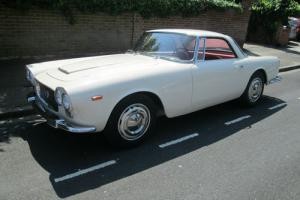 Lancia Flaminia Touring Coupe 1961