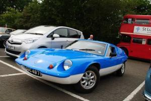Lotus Europa S2 1969 (Owned Since 1976)