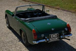 1972 MG Midget 1275cc  Photo