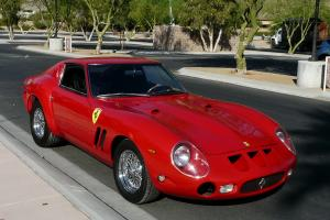 1962 Ferrari 250 GTO COPY Built on 1976 280Z 4 Speed Datsun built in Calf.