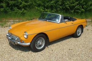 MGB Roadster 1973  Photo
