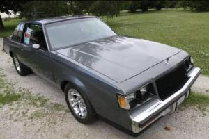 1987 Buick Regal T-Type Turbo GN