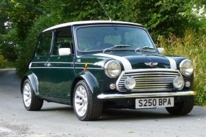 1998 ROVER MINI COOPER SPORTS LE S 90 BHP  Photo