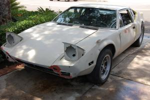 DETOMASO PANTERA PROJECT FOR RESTORE