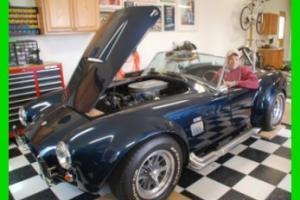 1965 COBRA FACTORTY FIVE CAR BEST PART MONEY CAN BUY!!!