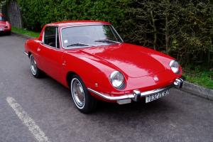 Fiat 850 spider extremly rare