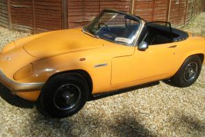 LOTUS ELAN SPRINT DHC  Photo