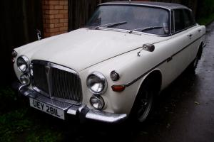 Rover P5 B coupe  Photo