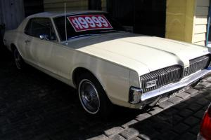 1967 Mercury Cougar Coupe V8 Auto RHD From NEW