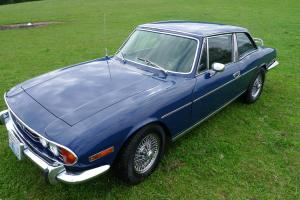 1973 Triumph Stag V8 Convertable with Hardtop Photo