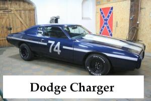 Dodge Charger 1974 380hp