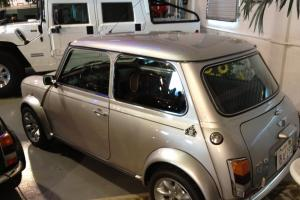 1977 Silver Leyland Mini, Classic Mini, Mini Photo