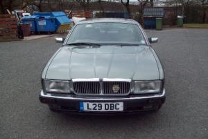 Jaguar Sovereign 4.0 brilliant practical classic
