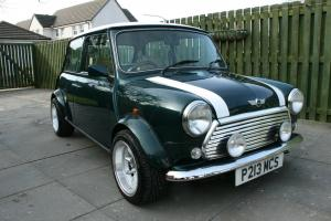 Rover Mini Cooper 1.275 mpi BRG 1997  Photo