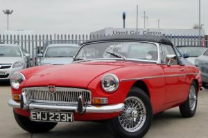 1970 H MG ROADSTER 1.8 - JUST UNDERGONE A FULL RESTORATION -  Photo
