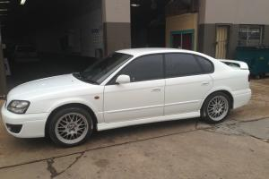 Subaru Liberty 2002 RX Limited Edition 2002