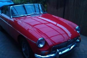 MGB 1967 Convertible  Photo
