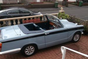 1967 Triumph Vitesse Convertable  Photo