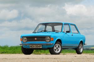 Fiat 128 Saloon 1.1 MK1 not Rally. New brakes, clutch, cambelt, full service T