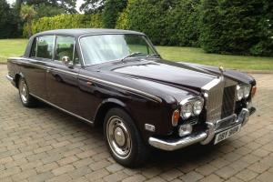 1973M ROLLS ROYCE SILVER SHADOW LONG WHEELBASE  Photo