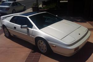 1988 Lotus Esprit Turbo Coupe 40th Anniversary Edition 2.2L  CLEAN