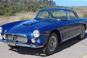 1962 Maserati 3500 GT Touring. Blue over White. Extremely Rare.