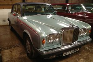 1980 Bentley T2 A nice example of a rare car.
