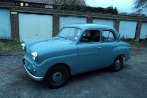 Standard eight car - rare 1955 model