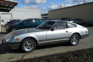 1983 Datsun 280 ZX -Turbo  AT