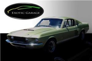 Shelby GT500 w/2 4-Barrel Carbs- Sell THIS WEEK!