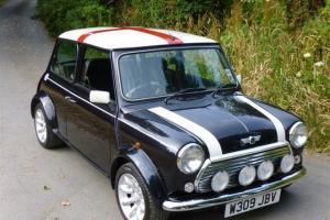 2000 Rover Mini Cooper Sport on Just 18300 Miles.