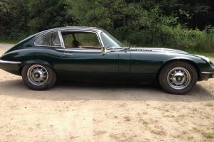 1971 Jaguar E Type V12 2 Photo