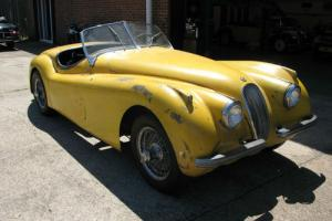 1954 Jaguar XK120 SE Roadster  Photo