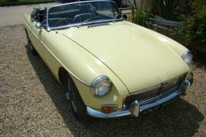 1967 MGB V8 ROADSTER TAX EXEMPT