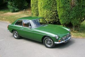 1971 MG BGT  Photo