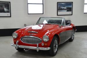 1967 AUSTIN HEALEY BJ8 MK3000 OLDER RESTORATION, 2 PLUS 2,  DRIVES GREAT Photo