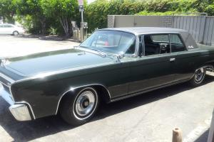 CHRYSLER IMPERIAL CROWN COUPE-1965  *Mint Condition Inside/Out*   84k ORIG. MI.