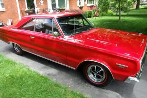 1967 Plymouth Belvedere GTX 440 Automatic Full Rotisserie Restoration