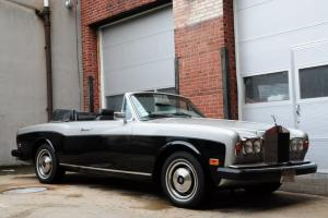 1981 Rolls Royce Corniche Convertible *CA SOLD NEW, WELL CARED FOR RROC MEMBER*