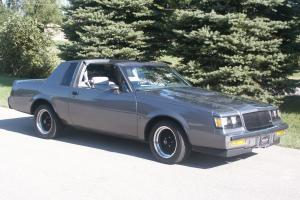 1987 BUICK REGAL LIMITED COUPE 2-Door 3.8L TURBO SAME AS GRAND NATIONAL