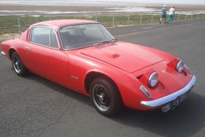 1969 LOTUS ELAN  Photo