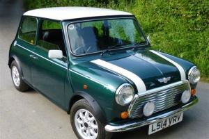 1994 ROVER MINI COOPER 1.3I ON 1950 MILES FROM NEW Photo