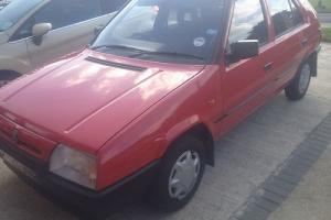 CLASSIC 1995 SKODA FAVORIT LXi E PLUS GENUINE14000 MILES 1 OWNER FROM NEW