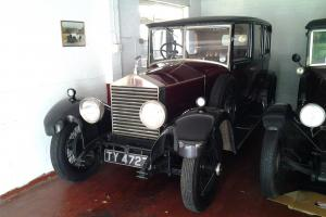 Rolls Royce 1928 Park Ward Limousine  Photo