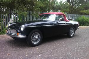 MGB Roadster - Restored - Wire Wheels  Photo