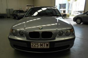 2005 BMW 316TI Hatchback Automatic