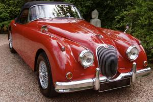 Jaguar XK150 Roadster RHD In Stunning condition  Photo