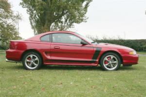 FORD MUSTANG 3.8l V6 SN95(P40)1995 (M)